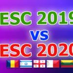 Duellen: Eurovision 2019 vs. 2020 (del 3)