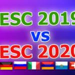 Duellen: Eurovision 2019 vs. 2020 (del 4)