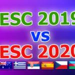 Duellen: Eurovision 2019 vs. 2020 (del 6)
