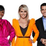 Trio programleder Eurovision 2020