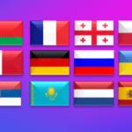 Bidragen som tävlar i Junior Eurovision 2020