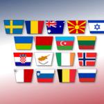 Eurovision 2021: Lyssna på låtarna i den första semifinalen