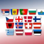 Eurovision 2021: Lyssna på låtarna i den andra semifinalen