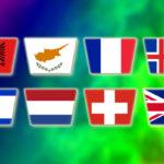 Länderna som röstar i Melodifestivalens final 2021