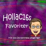 Inför: Hollac16s favoriter 2021