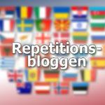 Repetitionsblogg Eurovision 2021