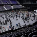Scenbygget igång inför Eurovision 2021