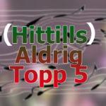(Hittills) Aldrig topp 5 i Eurovision - Litauen