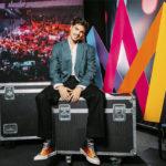 Oscar Zia programleder Melodifestivalen 2022