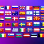 41 länder deltar i Eurovision 2022